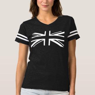 Union Jack Football Jersey T-Shirt