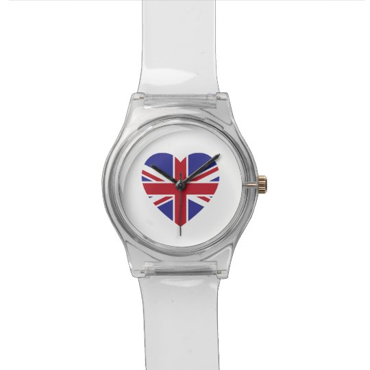Union Jack Heart May 28th Watch