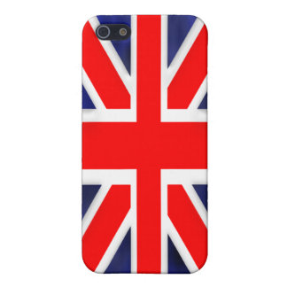 Union Jack Iphone 4/4S Speck Case Case For The iPhone 5