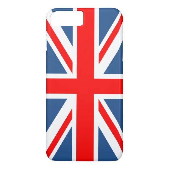 Union Jack iPhone 7 Plus Case