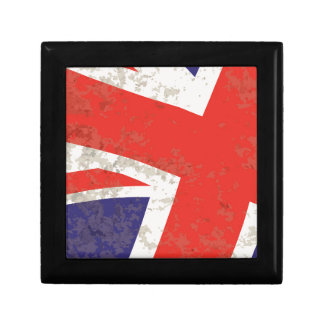 Union Jack Keepsake Box