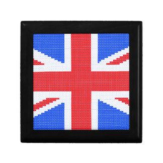 Union Jack Keepsake Boxes