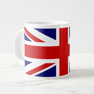 Union Jack Large Coffee Mug