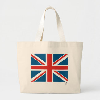 Union Jack Large Tote Bag
