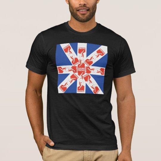 Union Jack Lenin T-Shirt