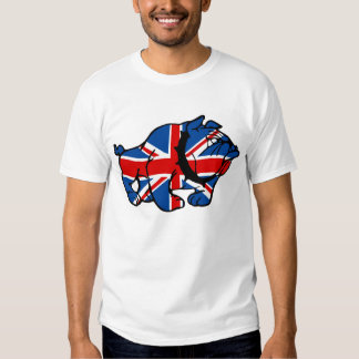 Union Jack les Anglais Tshirt