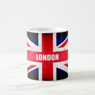 Union Jack, London Coffee Mug