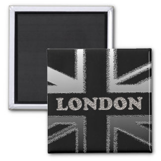 Union Jack London Flag Art Gifts Magnet