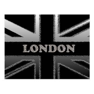 Union Jack London Flag Art Gifts Postcard