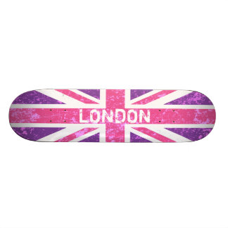 Union Jack, London Skateboard Decks