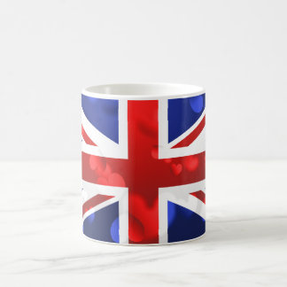 Union Jack Love Coffee Mug