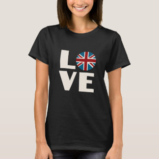 Union Jack Love T-Shirt