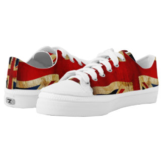 Union Jack... Low-Top Sneakers