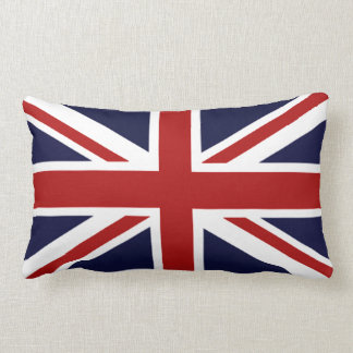 Union Jack Lumbar Pillow