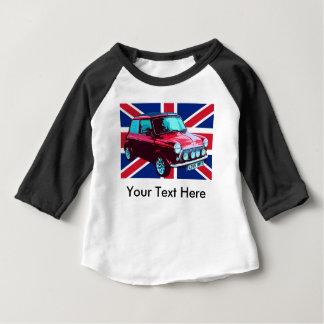 Union Jack Mini Baby T-Shirt