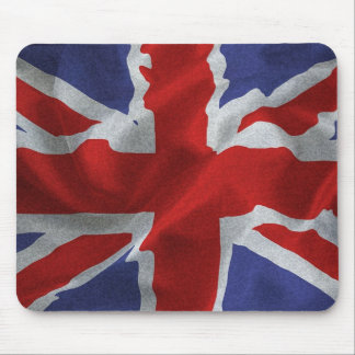 Union Jack Mouse Pad
