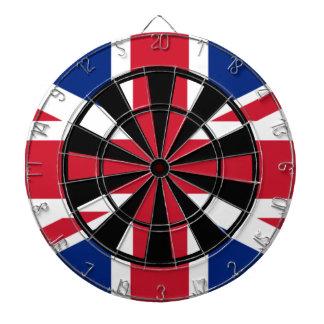 Union Jack Multi Ring Dartboard With Darts