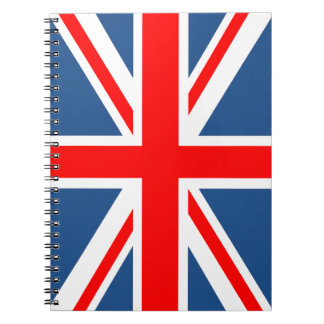 Union Jack Notebooks