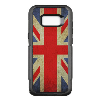 Union Jack OtterBox Commuter Samsung Galaxy S8+ Case