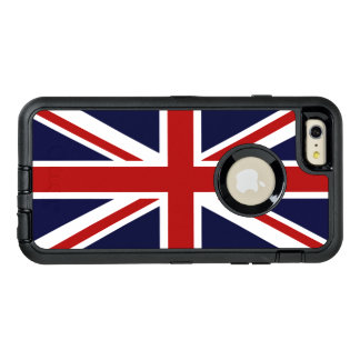 Union Jack OtterBox Defender iPhone Case