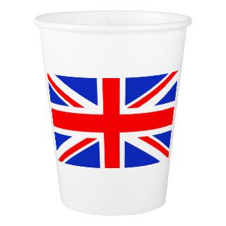 """""""UNION JACK"""" PAPER CUP"""