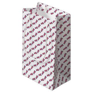 Union Jack Pattern Small Gift Bag
