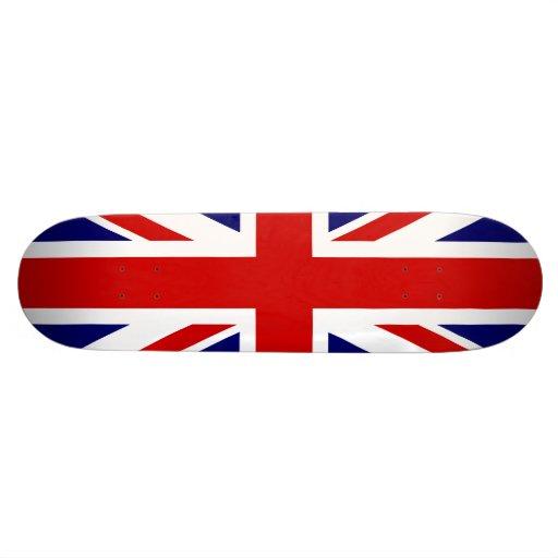 Union Jack Plateaux De Planche À Roulettes