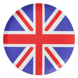 Union Jack Plate