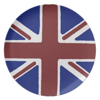 Union Jack Plates