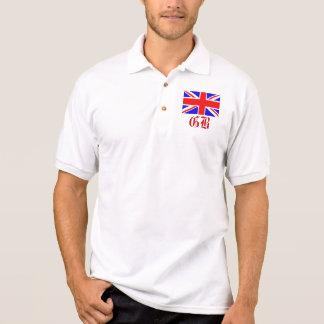 Union Jack Polo Shirt