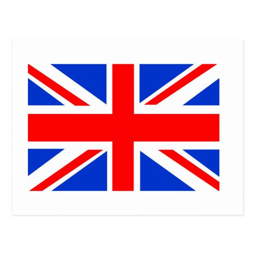 Union Jack Post Card