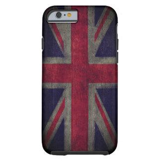 Union Jack Rustic Modern Iphone Case
