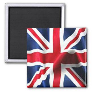 Union Jack Silky Magnet