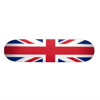 Union Jack Skateboard Deck