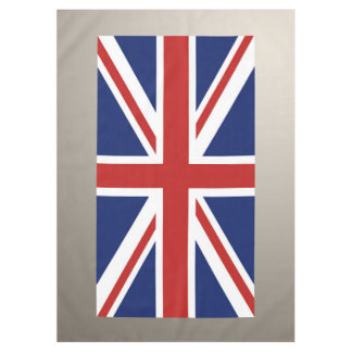 Union Jack Tablecloth
