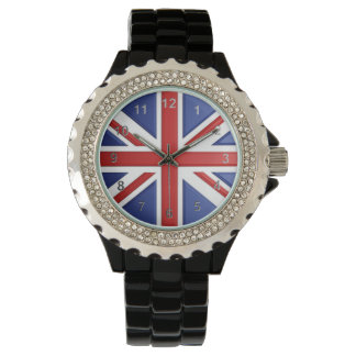 Union Jack Time Watch