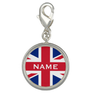 Union Jack | Traditional Charms