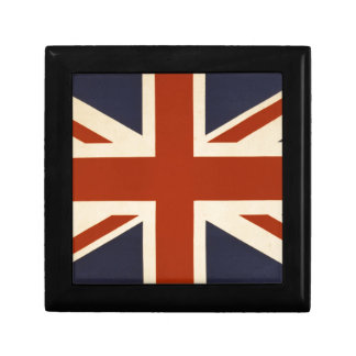 Union Jack Trinket Box
