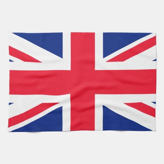 Union Jack - UK Flag Kitchen Towels