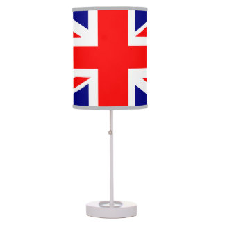 Union Jack UK Flag Table Lamp