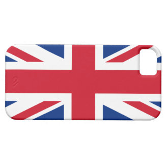 Union Jack United Kingdom iPhone 5 Case