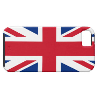 Union Jack United Kingdom iPhone 5 Covers