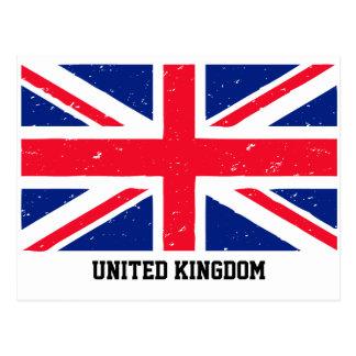 Union Jack United Kingdom Post Cards