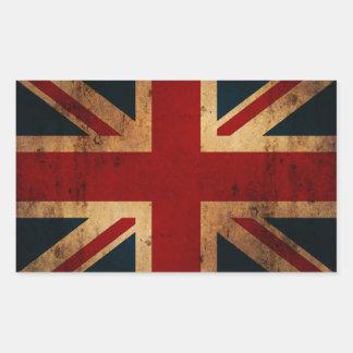 Union Jack (vintage distressed look)