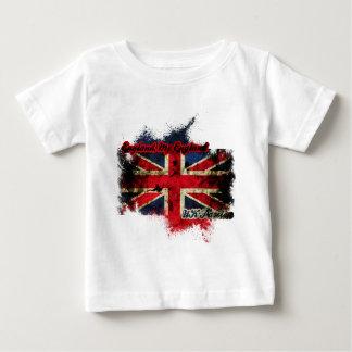 UNION JACK VINTAGE UK PASSION BABY T-Shirt