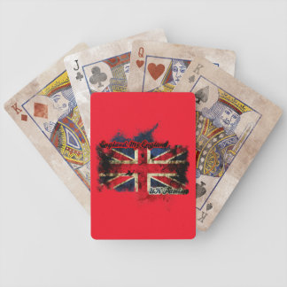UNION JACK VINTAGE UK PASSION BICYCLE PLAYING CARDS