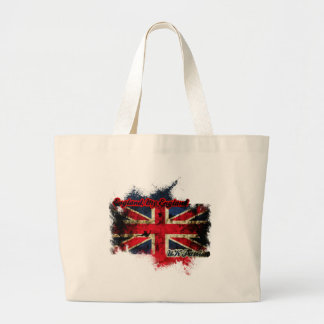 UNION JACK VINTAGE UK PASSION LARGE TOTE BAG