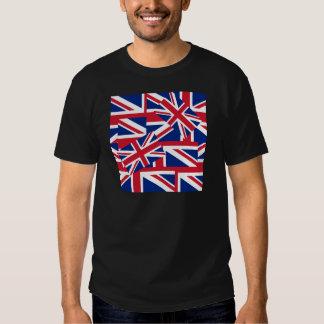 Union Jacks Galore Tshirt