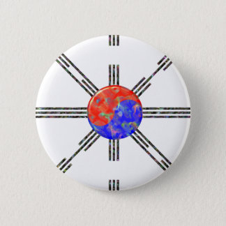 Union Korea 2 Inch Round Button