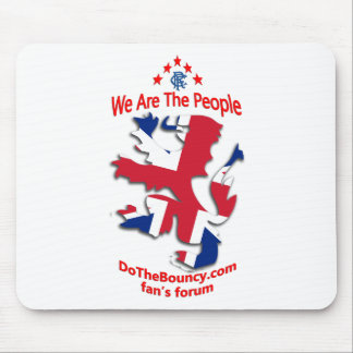 union lion DTB Rangers mouse mat